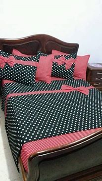 Bed Cover Design, Bed Design, Pillow Design, Bedroom Crafts, Bedroom Decor, Designer Bed Sheets, Rideaux Design, Zweisitzer Sofa, Linen Bedroom