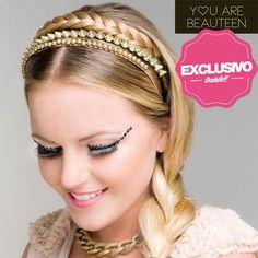 You Are Beauteen - Exclusivos Bodybell #accesorios #beauty Extensiones, diademas, brochas, tattoos,...
