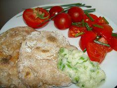 Vegánságok: saláták zöldségekből
