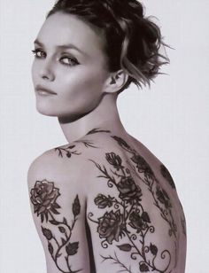 Vanessa Paradis by Dominique Issermann