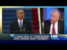Judge Napolitano on Obama's Inaugural Address 'Nothing In There About Freedom'