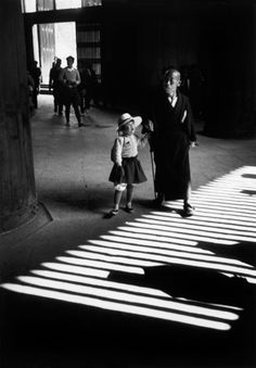 Robert Capa - Nara. April, 1954.