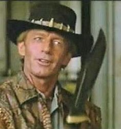 Can you guess the movie?CROCODILE DUNDEE