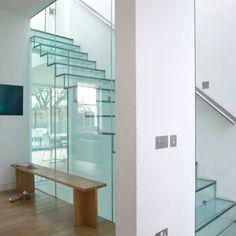 10 Staircase Design - 2012 Hominspire.com   Home Decorating Ideas and Interior Design Inspiration