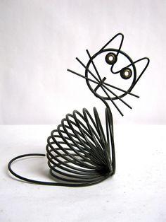 Kočka drátková