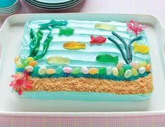 Fun cake idea for your Ramada Tropics birthday party.    http://www.ramadatropicsresort.com/tropics.php#waterpark