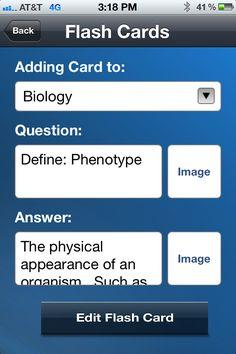 23 Best Apps Flash Cards images | App, Cards, Flashcard app