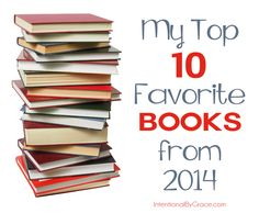 Wondering what to read? Here's the 10 best books I read in 2014. Great list of books to build your faith, encourage your heart, and inspire your life.