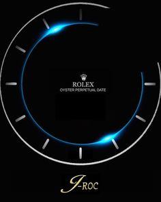 Rolex Jroc Edition - Apple Watch Face
