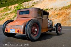 Rusty Rat Rod Wheels and Tires | Rat Rod Sales Your source for Rat Rod Sales!