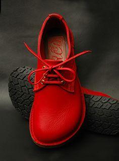 R.E.D Portfolio - R.E.D Shoes