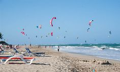 6. Kite Beach, Dominican Republic
