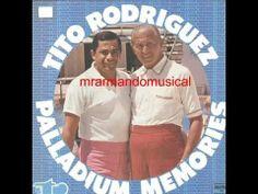TITO RODRIGUEZ - RECORDANDO EL PALLADIUM - Disco  Completo.-
