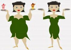 ¿Cuántas calorías debemos consumir por día?