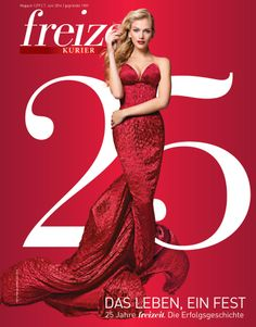 Das Cover der freizeit-Jubiläumsausgabe! Morgen erhältlich und online auf http://freizeit.at!