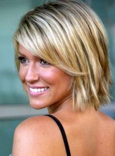 Short To Medium Hairstyles For Fine Hair 2015 2016   HAIR BEAUTY ...