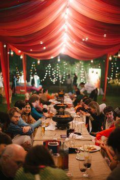 Inspiration (wedding/party). Photo by Celine Kim