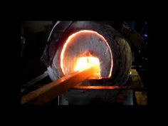 How to build a simple gas forge. Making the shell and installing refractory, Tips and Tricks - YouTube