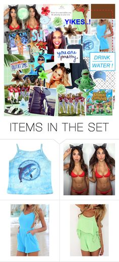 """ey, and do the pretty girl rock, rock, rock. do the pretty girl rock, rock, rock."" by thugisasmixtape ❤ liked on Polyvore featuring art and itsahardknockcollegelife"