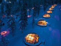 Doze Off under the Northern Lights — VisitFinland.com