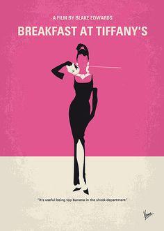 My breakfast at Tiffanys Minimal Movie.