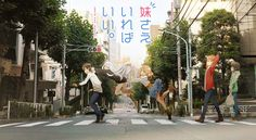 "ChouCho is performing the opening theme song ""Ashita no Kimi Sae Ireba Ii. Popular Anime, Anime Life, Light Novel, Theme Song, Anime Shows, Wallpaper, Memes, Illustrators, Sisters"
