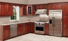 SHEFFIELD HONEY | Kitchen Cabinets | Surplus Warehouse | Kitchen du ...