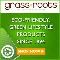 Awesome eco-friendly/green life changing products!