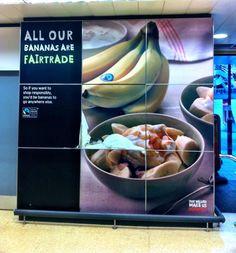 Fair Trade, Banana, How To Make, London, Bananas