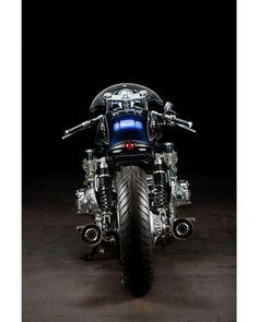 caferacerpasion.com Honda GL 1000 #CafeRacer by Krakenhead...