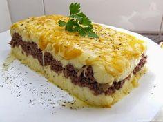 Aprenda a fazer Empadão de Carne Picada de maneira fácil e económica. As melhores receitas estão aqui, entre e aprenda a cozinhar como um verdadeiro chef.