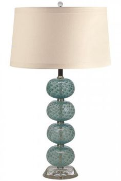 Lafayette Table Lamp - MM Ching @LifeStyldLovely