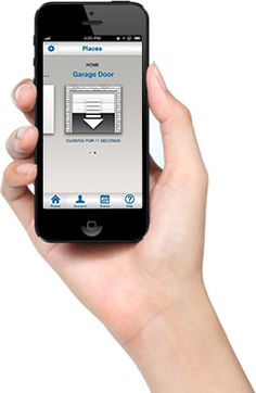 Control Your Garage Door from Anywhere with Chamberlain MyQ Garage