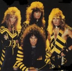 Stryper is one of my favorite 80's rock band. I grew up listening to all their music and their message. Stryper was not like other rock bands...