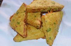 exotic-n-easy cooking: Crispy Bread Fingers