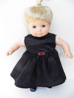 15 Bitty Baby or 18 American Girl Doll by adorabledolldesigns, $10.99