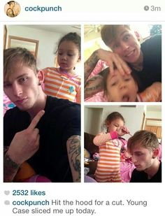 MGK & his daughter are THE CUTEST thing in the WORLD ❤❤❤❤❤❤❤❤❤❤❤❤❤❤