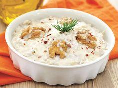 Cevizli Ve Tahinli Kabak Salatası Tarifi - Lezzet