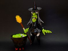 Week of Wonder …and Witches …and Werewolves …and Wookies   The Brothers Brick   LEGO Blog