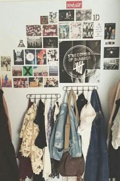 I live how vintige punk/rock/grunge but still girly this is!!!