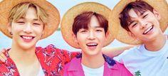 Daniel, Jaehwan, Seongwu