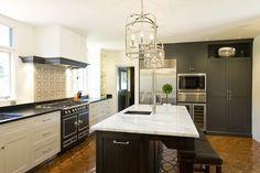 Montecito Residence - mediterranean - kitchen - santa barbara - by Lori Smyth Design