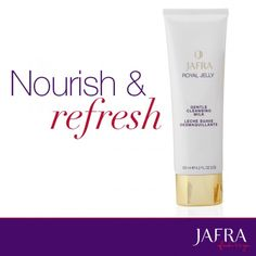 """Give """"clean"""" a new meaning. http://jafra.me/3rsz"""