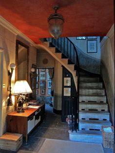 The Spitalfields home of interior designer, writer and inventive cook, Jocasta Innes, whose bestsellers included The Pauper's Cookbook and Paint Magic