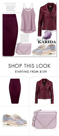 """""""Fratelli Karida VI"""" by nerma10 ❤ liked on Polyvore featuring Haute Hippie, Parlanti, Alexander Wang, RVCA and FratelliKarida"""
