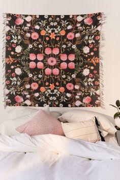 Kess InHouse Nika Martinez Exotic Paradise Wall Tapestry 51 X 60