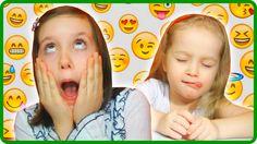 СМАЙЛ ЧЕЛЛЕНДЖ Повтори Смайлик Эмодзи Emoji в реальной жизни SMILE CHALL...