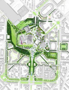 Galería de Citylife Milano / Zaha Hadid Architects - 13