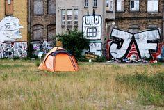 Wild-Style-Camping – nichts für Romantiker #Berlin