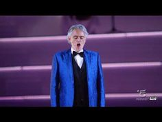 Intimissimi On Ice 2017 A Legend of Beauty - AEOLUS (Evgeni Plushenko, Andrea Bocelli) - YouTube
